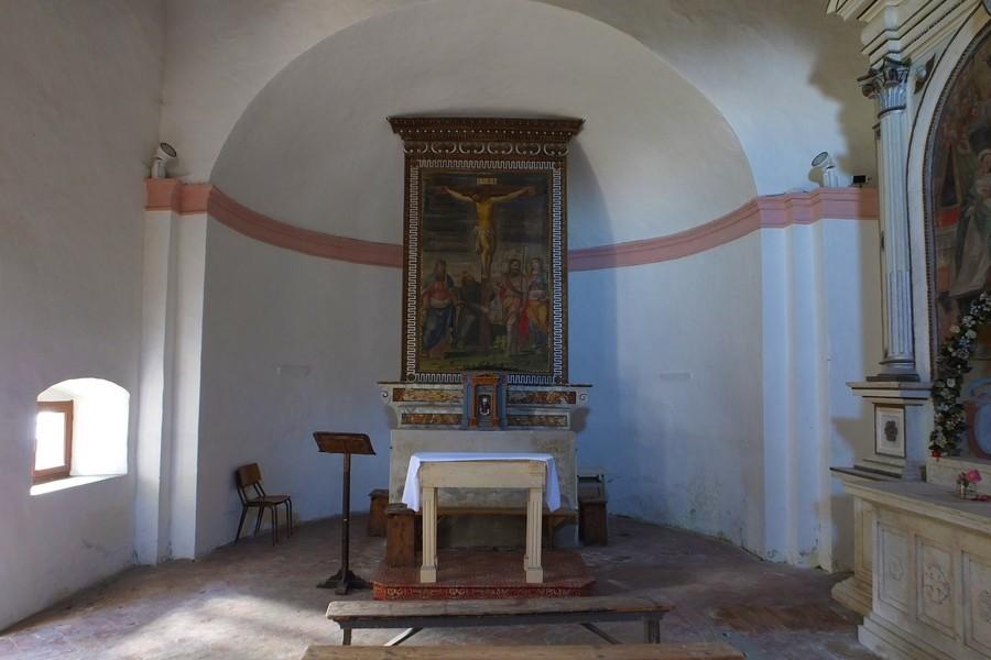 Montefalcone Chiesa delle Scalelle