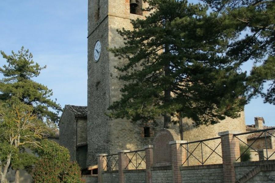 Montefalcone Chiesa San Pietro